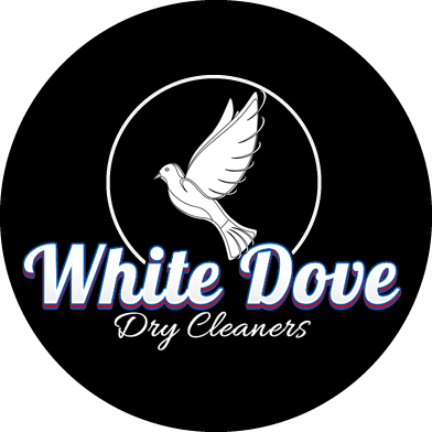 white dove dry clean logo